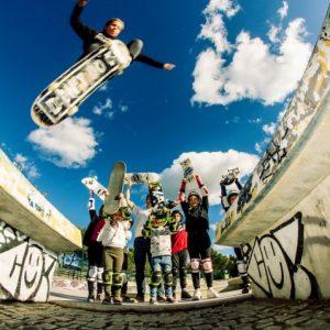 TITCH Skate - Cours de Skate Genève
