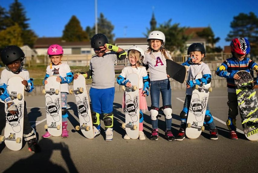Animation Skate aux Particuliers