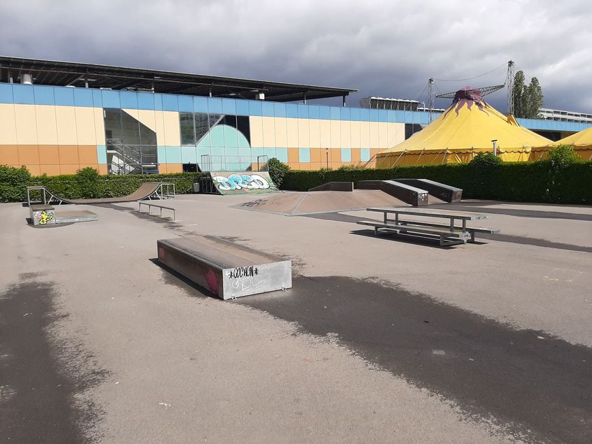 Stage de Skate - Skatepark Meyrin