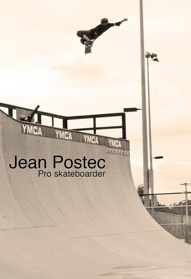 Jean Postec - TITCH Skate