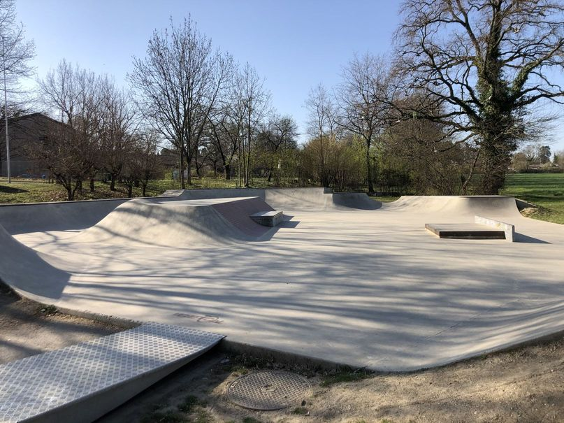 Stage de skate - Skatepark collonge Bellerive