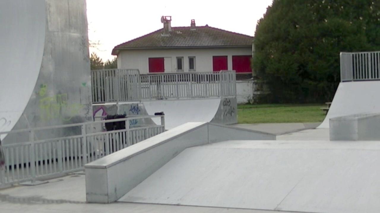 Stage de Skate Annecy